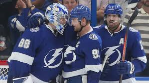 Last Week in Tampa Bay Lightning Hockey (October 20th - October 26th)