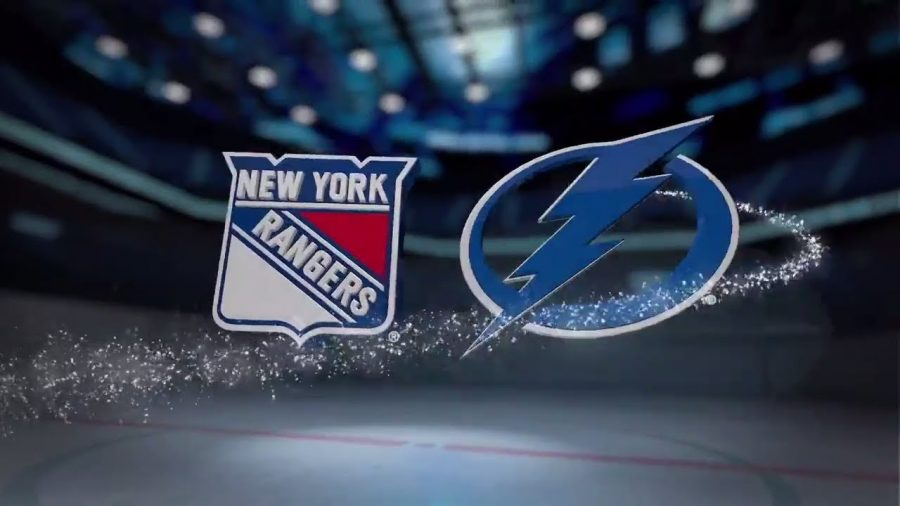 Lightning Destroy Rangers at Home! (11/14/19)